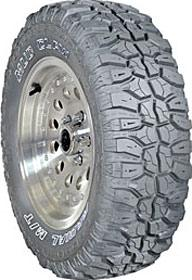 Mudclaw Radial M/T Tires