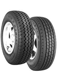 SRM II Radial LT Tires