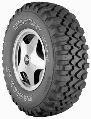 Wildcat EXT Radial LT Tires